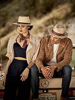Шляпа BAILEY арт. 22792BH MORDEN (кремовый)